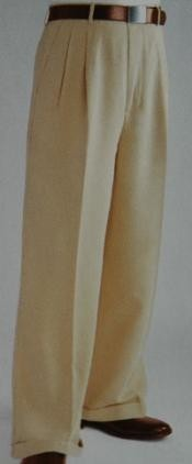 MF3876 Tan khaki Color ~ Beige Wide Leg Dress