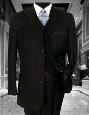 JSM-4689 Alberto Nardoni Best Mens Italian Suits Brands 3