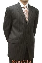 AGW827 brown color shade Stripe ~ Pinstripe %100 Percent