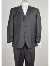 Notch Lapel Three Button Classic