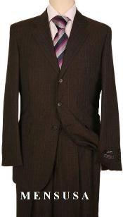 FRK8 Dark brown color shade Pinstripe Two ~ 2