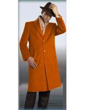 AP757 Rust Authentic Alberto Nardoni Best Mens Italian Suits
