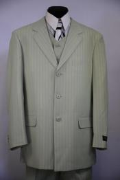 Three-Button-Sage-Color-Suit