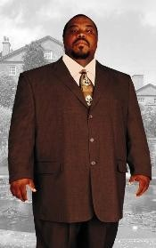 GIANNI BIG & TALL brown
