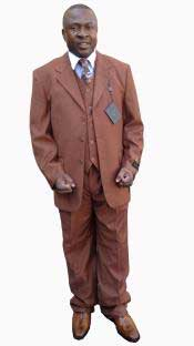 Product#U4CC3ButtonStyleSolidCognac~RustaffordablesuitOnline