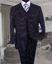 Mens Three Piece Suit -