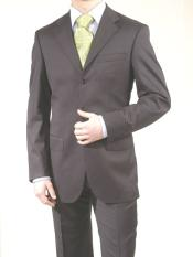 Product#PJP846DarkGreyMasculinecolorGray/Black-3ButtonStyle