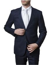 Product#GD1302GiorgioFiorelliMensBlack2ButtonSlimFit