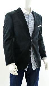 Two Button Sport Jacket Blazer