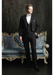 JSM-6510 Mens Two Button Allure Men Tuxedo Suits Tuxedos