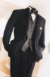 SD120 2 Button Style Gianni Superior Fabric 140s Wool