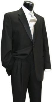 2 Buttons Style Tuxedo Superior