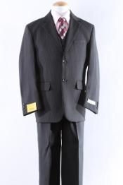 TwoButton5PcsBoyDressAndMenSuit