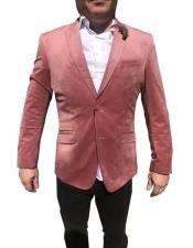AP575 Mens Velvet Blazer ~ Sportcoat Jacket