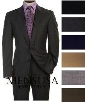 2 Buttons Style Superior Fabric Worsted