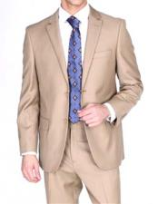 Mantoni Camel Suit