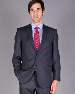 ZP99 Slim narrow Style Fit Dark Grey Masculine color