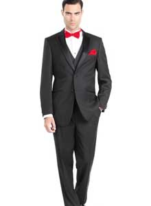 BC103 Giorgio Fiorelli Two Button Three Piece Walton Tuxedo