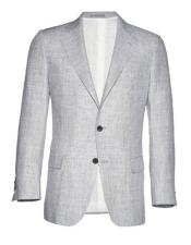 JSM-6725 Alberto Nardoni Best Mens Italian Suits Brands Linen