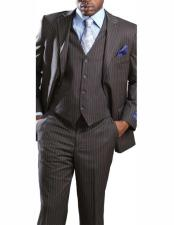 Product#JSM-2583Mens2ButtonGreyBankerPinstripe~Stripe