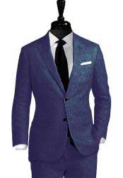 JSM-4599 Alberto Nardoni Best Mens Italian Suits Brands Linen