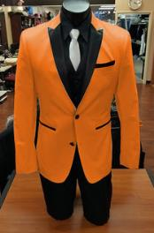 Stage Alberto Nardoni Best Mens Italian Orange Suits Brands