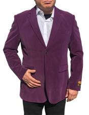 GD712 Alberto Nardoni Best Mens Italian Suits Brands Velvet
