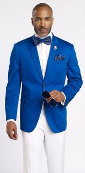 Product#JSM-3184Mens2ButtonRoyal2PieceBlazer