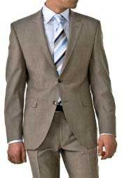 HW038 Professional Tan khaki Color ~ Beige~Taup Mini Pindots