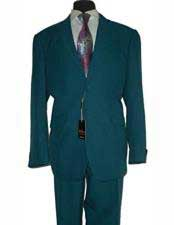 mens Teal Suit Jewel Tone