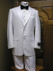 Two Button Notch Lapel Tuxedo