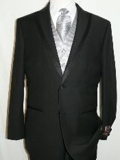 Spencer 1920s tuxedo style