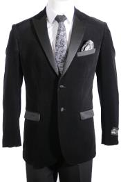 Product# TUX-01 2 Button Style Peak