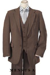 Two-Buttons-Bronz-Wool-Suits