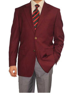 Product#TS81942ButtonStyleBurgundy~Maroon~Wine