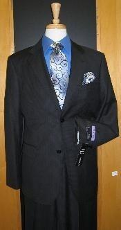 2 Button Style Dark Grey