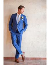 mens Royal ~ Indigo ~