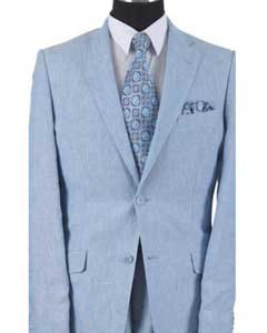 Linen Summer Suit or