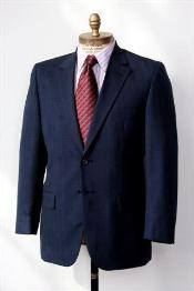 KG9056 Big & Tall XL Men's 2 Button Style