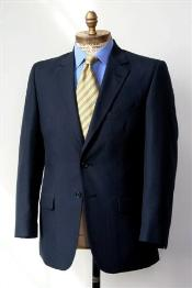 YH4531 Big & Tall XL Men's 2 Button Style