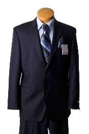 LX5610 Suit separate online 2 Button Style Navy Pinstripe
