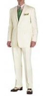 VF6298 Suit Ivory 2-Button Style Perfect For Wedding Jacket