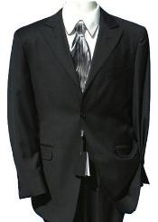 AN_M1181S 2 Button Style Peak Lapel Suit Comes in