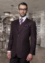 Product#ZAD_100ClassicVested2ButtonStyleVeryDarkPurple