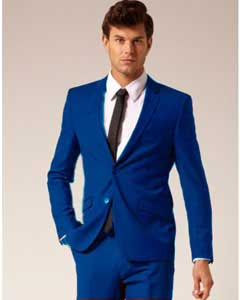 RYB902 2 Button Style Jacket Suit & Plus Pants