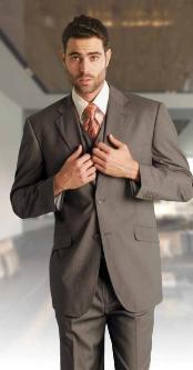 Mens Three Piece Suit -