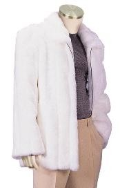 Stylish mens Faux Fur