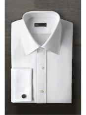SM1194 Marshall Laydown White Regular Fit Ted Baker Brand
