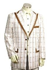 RF3562 3 Buttons Style Suit ( Jacket and Pants)