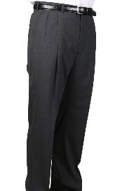 Parker Pleated Slacks Pants
